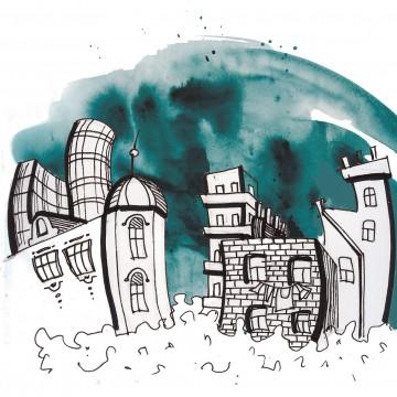 web_SocialCity_Illustration_farbe_kontur